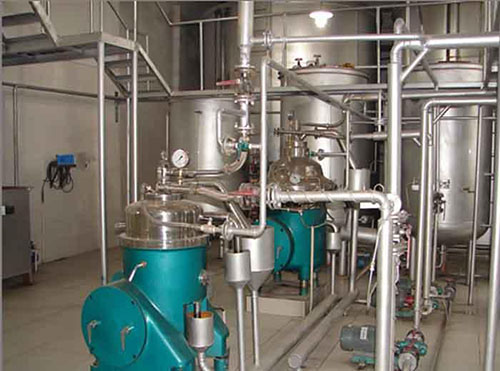 Degumming and Deacidification of Palm Oil Refining equipments