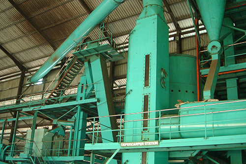 Palm Nut and Kernel Separation Station Equipments