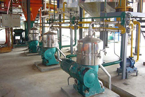 Palm Kernel Oil Refining Machines