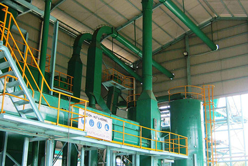 Palm Kernel Recovery Station Machines