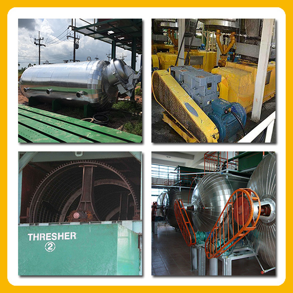 palm oil machinery